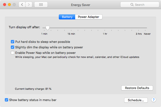 How to fix MacBook battery drain while in sleep mode