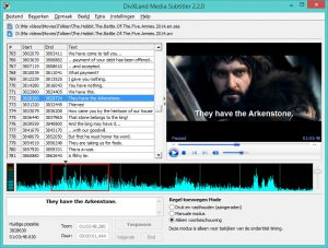 DivXLand Media Subtitler dutch