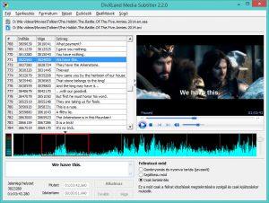 DivXLand Media Subtitler hungarian