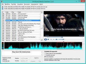 DivXLand Media Subtitler italian