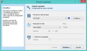 DivXLand Media Subtitler portuguese