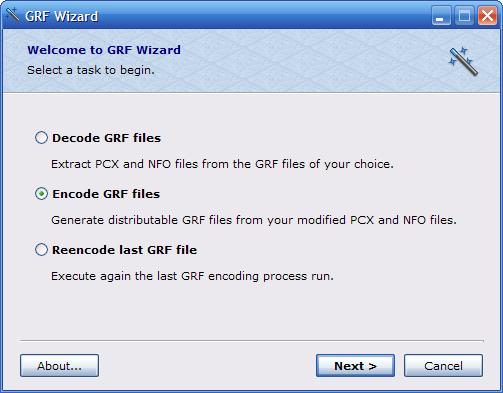 GRF Wizard 2 0 2 | Andrés Zsögön