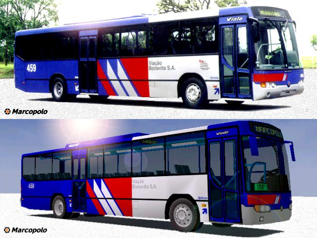 Marcopolo Viale bus